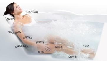 jacuzzi, hot tub, spa pool